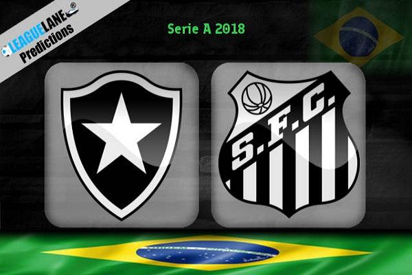 Nhận định Santos vs Botafogo