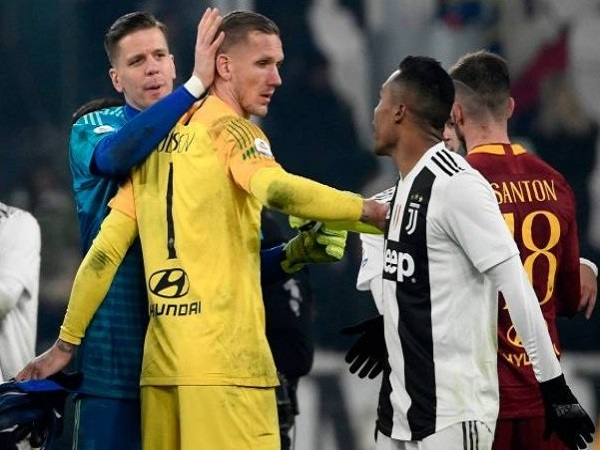 Điểm nhấn Juventus 1-0 AS Roma