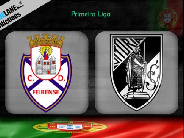 Nhận định Feirense vs Vitoria Guimaraes
