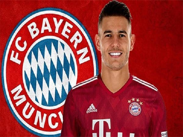 Tân binh đắt giá Lucas Hernandez của Bayern