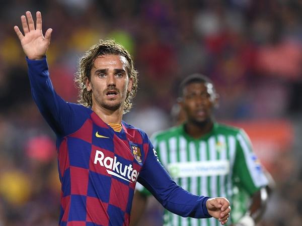 Đại thắng Betis, HLV Valverde hết lời ca ngợi người hùng Griezmann