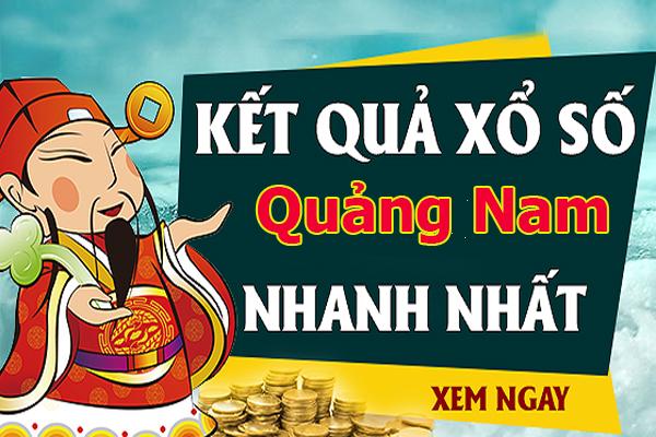 Dự đoán xổ số miền Trung - XS Quảng Nam chính xác thứ 3 ngày 13/08/2019