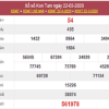 Thống kê kết quả xổ số Kon Tum ngày 29/03/2020