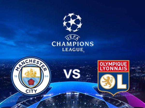 Nhận định kèo Man City vs Lyon