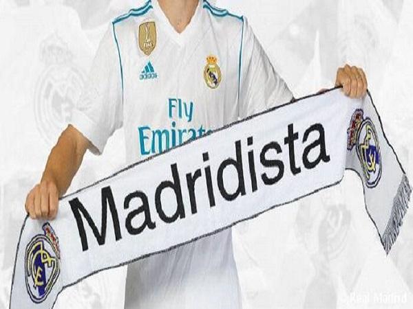 Madridista là gì?