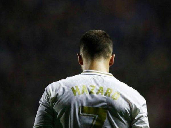 Tin bóng đá tối 21/10: Real Madrid nhận hung tin từ Hazard