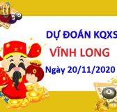 Dự đoán XSVL ngày 20/11/2020