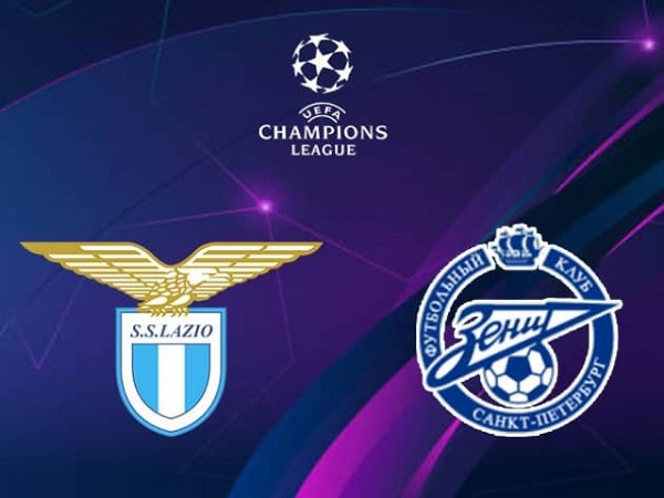 Soi kèo Lazio vs Zenit 03h00, 25/11 - Cúp C1 Châu Âu