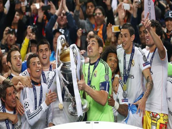Real Madrid vô địch Champions League bao nhiêu lần