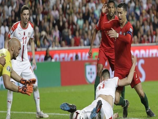 Nhận định bóng đá Serbia vs Bồ Đào Nha, 02h45 ngày 28/3