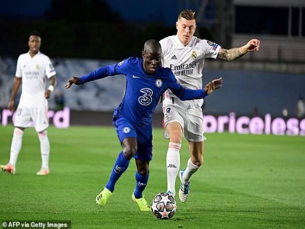Thể thao tối 28/4: Huyền thoại MU lên tiếng chê bai khi Chelsea hòa Real
