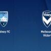 Soi kèo Sydney vs Melbourne Victory – 16h35 27/04, VĐQG Úc