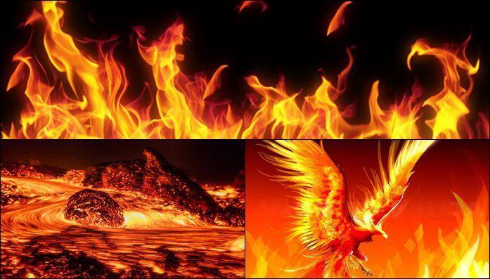 Mơ thấy lửa cháy báo điềm gì và đánh con số nào thắng lớn