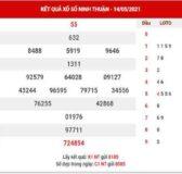 Thống kê XSNT ngày 21/5/2021 - Thống kê KQ Ninh Thuận thứ 6 chuẩn xác