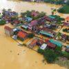 nằm mơ thấy lũ lụt đánh con gì mơ thấy lũ lụt dâng cao