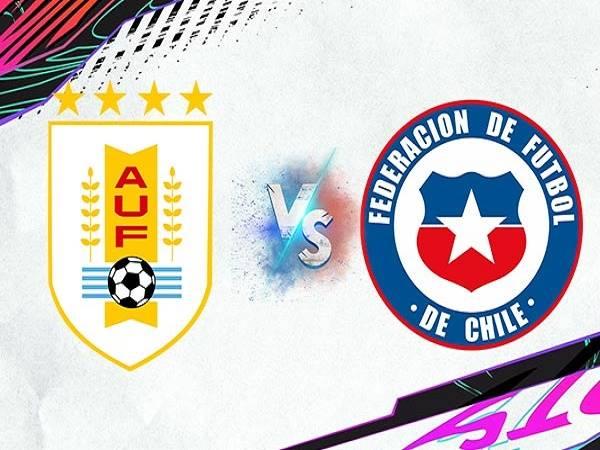 Soi kèo Uruguay vs Chile – 04h00 22/06/2021, Copa America