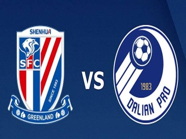 Soi kèo Shanghai Shenhua vs Dalian Pro, 17h30 ngày 19/7 CLS League