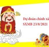 Dự đoán chính xác SXMB 23/8/2021